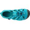 Keen Seacamp II CNX Sandalen Kinderen turquoise